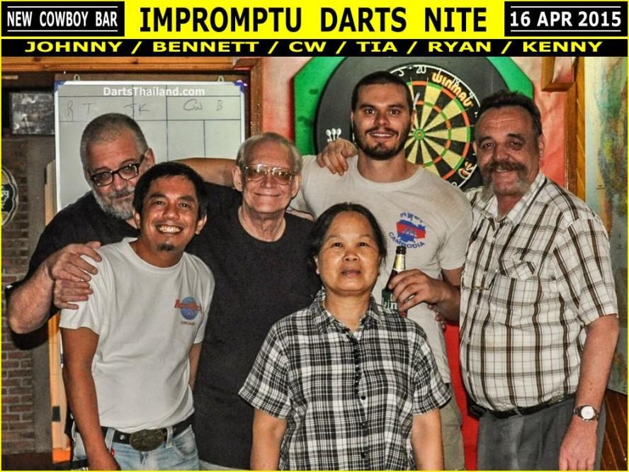 16 Apr Darts Action New Cowboy Bar (11)