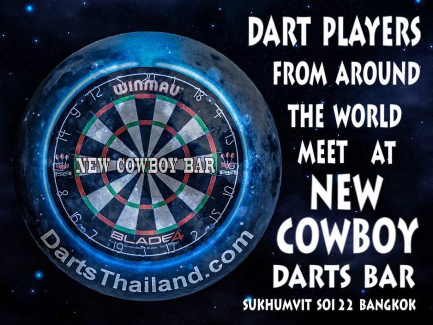 16 Apr Darts Action New Cowboy Bar (14)