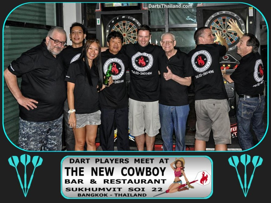 DARTS ACTION - Lomchoy The Roof (2)