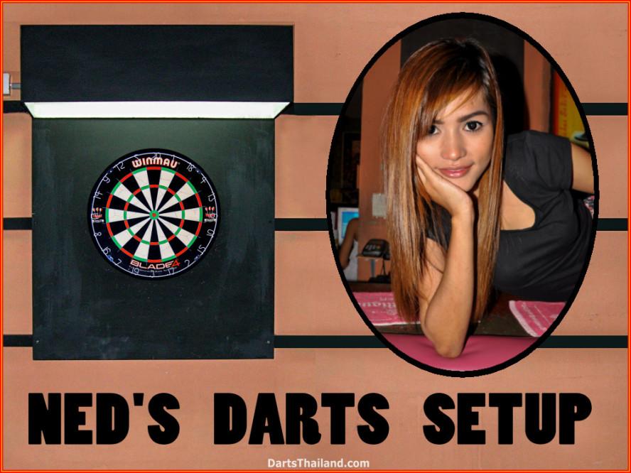 dbsu_011_ned_dart_pro_set_up_board_lighting_oche_sexy_darts_girl_photo_sukhumvti_soi_22_bangkok