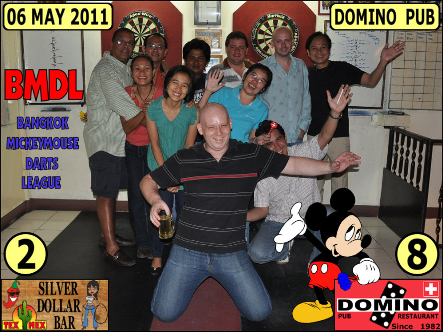 dt2277_domino_silver_dollar_bmdl_bangkok_mickey_mouse_darts_league