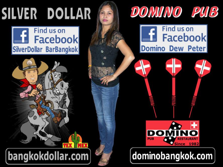 dt2295_silver_dollar_domino_bmdl_bangkok_mickey_mouse_darts_league_sukhumvit_soi_11