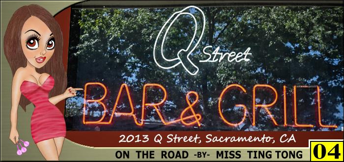 Q Street Bar Sacramento CA