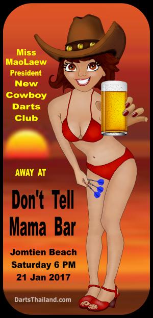 30_darts_girl_cartoon_pattaya_jomtien_beach_dont_tell_mama_bar
